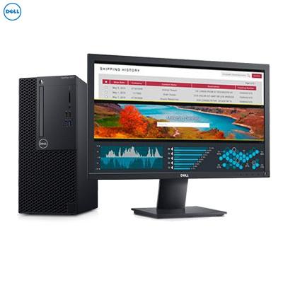 戴爾(DELL)OptiPlex3070MT 商用臺式電腦 21.5英寸屏E2220H(Intel i5 9500 8GB 1TB 集顯 DVDRW W10H)