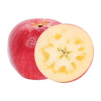 正宗新疆阿克苏冰糖心苹果带箱约5斤当季新鲜苹果脆甜多汁应季苹果 糖心诱人坏果包赔