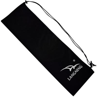 朗寧羽毛球包單肩2支裝背包多功能包男女通用便攜羽毛球拍袋子