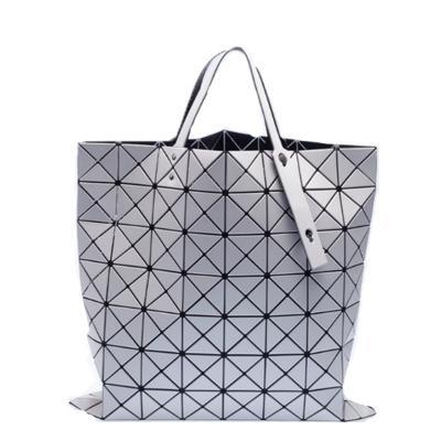 Issey Miyake/三宅一生BAOBAO幾何三角形女包購物袋手提單肩包