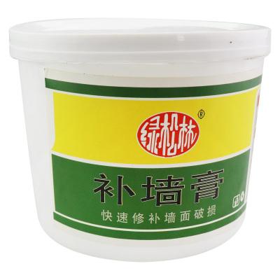 補墻膏補墻漆墻面修補膏白色膩子粉內墻乳膠漆刷墻涂料家用膩子膏 補墻膏1kg