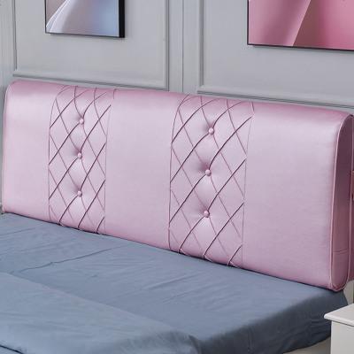 杞沐床頭板軟包套床頭套罩包簡約現代皮革包床頭18新款床頭套床頭罩