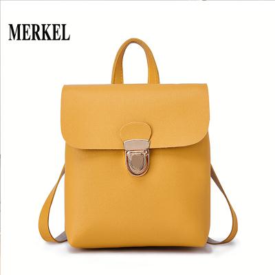 莫尔克(MERKEL)双肩包女包迷你小包包新款韩版ins超火简约学生书包潮