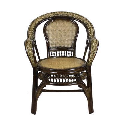 藤椅三件套陽臺桌椅閃電客老人藤條椅藤椅子單人休閑靠背椅茶幾組合家用