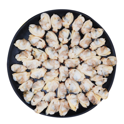 百年渔港大连熟冻蚬子肉 250g 火锅食材 花甲 花蛤 烧烤食材 海鲜水产