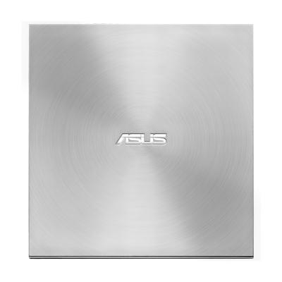 華碩(ASUS)SDRW-08U7M-U USB2.0 外置刻錄光驅 銀色 兼容蘋果系統 外置刻錄機