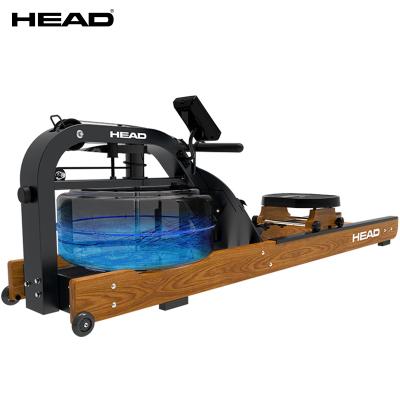 HEAD 欧洲海德水阻家用划船机 纸牌屋划船器 家用商用水阻液阻健身器材