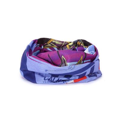 TFO 男女通用款 百变多功能 易收纳 速干透气 吸汗运动 魔术头巾
