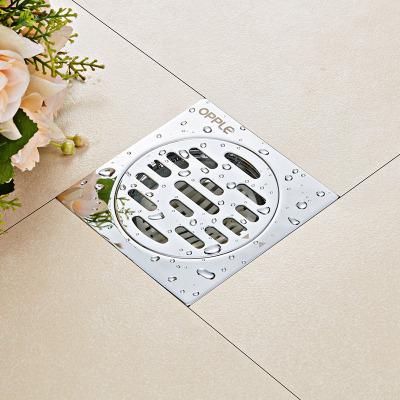 OPPLE衛浴 不銹鋼地漏 防臭防返水防蟲加厚 衛生間浴室廚房洗衣機套裝