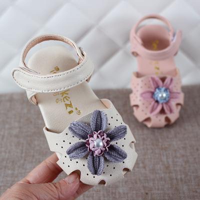 莎丞 220克PU革牛津底秋季女寶寶童鞋魔術貼涼鞋學步鞋公主鞋其他