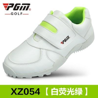 儿童高尔夫球鞋 男童女童高尔夫运动鞋子