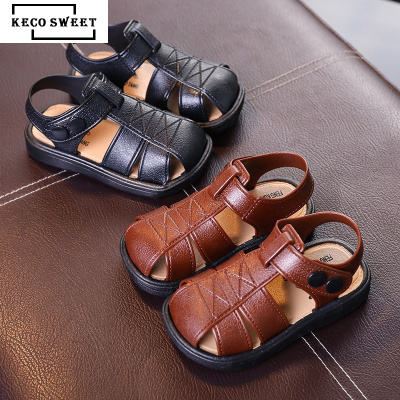 keco sweet 夏季男童凉鞋1-4岁宝宝凉鞋儿童防滑凉鞋婴幼儿学步鞋小童沙滩鞋