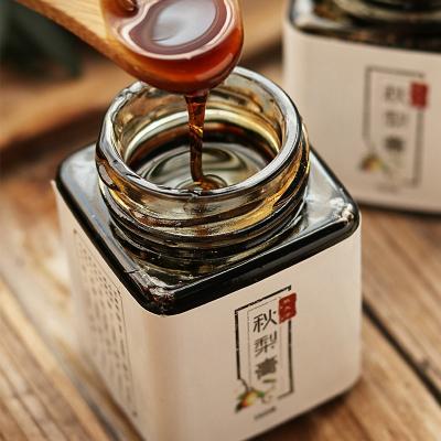桃夫子 碭山秋梨膏 單瓶裝160g*2瓶 兒童碭山酥梨膏不上火清火茶