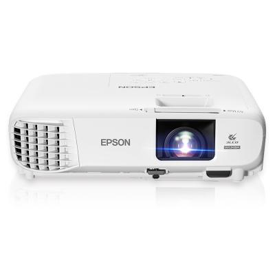 愛普生(EPSON)CB-S05商務辦公投影機 教學會議投影 家用高清投影儀(3200流明 800×600分辨率)