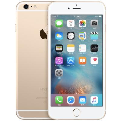 【二手9成新】苹果/Apple 6s/iPhone 6s 金色 64GB 移动联通电信全网通4G苹果手机 国行