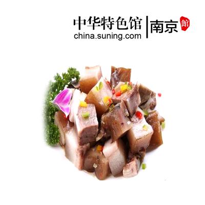 【中華特色】南京館 美味熟食南京土特產正宗六合豬頭肉800克禮盒真空裝新鮮廠家讓利
