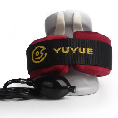 魚躍 頸椎牽引器A型 家用充氣式頸椎牽引 緩解頸椎病頸部拉伸牽引器 YUWELL 頸椎牽引器(器械)
