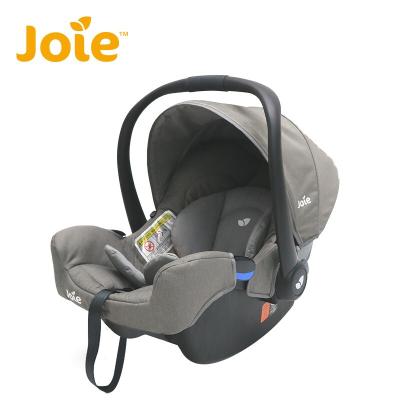 英國joie巧兒宜嬰兒提籃式安全座椅 手提車載寶寶提籃睡籃0-15個月使用-Gemm格美C0911 深灰色