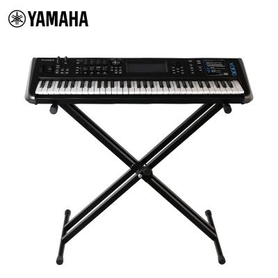 雅馬哈(YAMAHA)MODX6 合成器61鍵鋼琴鍵舞臺MIDI編曲鍵盤電子琴MOXF升級