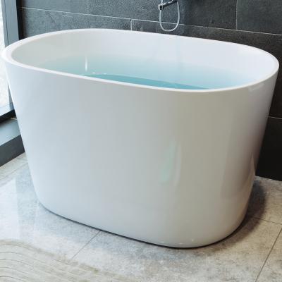 艾吉諾 亞克力浴缸家用成人泡澡迷你日式澡盆浴池浴盆小戶型衛生間