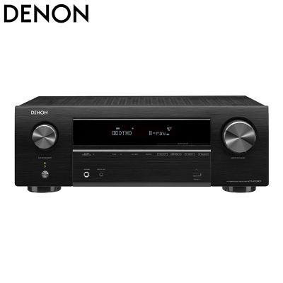 Denon/天龙 AVR-X550 功放机家用专业音响蓝牙大功率发烧5.2声道