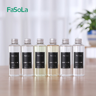 Fasola日式無火香薰室內房間香水臥室干花香薰瓶家用精油熏香廁所除臭