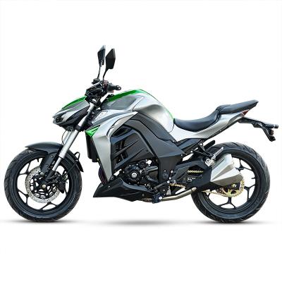 国四电喷摩托车跑车N19大蟒蛇400ccZ1000复古街车公路赛趴赛可上牌