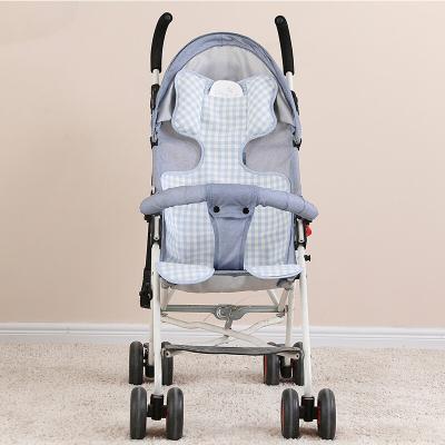 良良 苎麻婴儿手推车凉席儿童夏季推车座椅多用宝宝童车凉席子垫