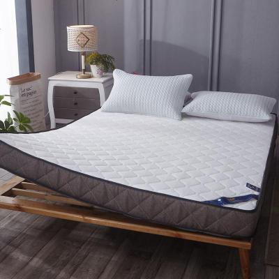航竹坊 加厚床垫1.8m床单双人床褥榻榻米垫褥子1.5米学生宿舍海绵垫被1.2