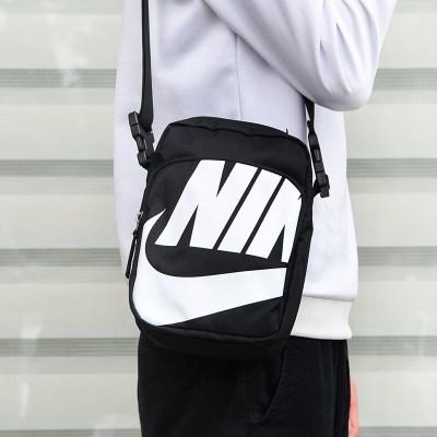 耐克(NIKE)小包单肩包男包女包斜挎包运动包休闲胸包BA6344