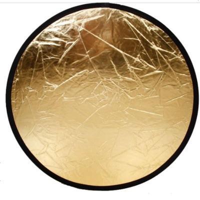 60進口二合一金銀折疊反光板攝影器材便攜檔光板攝影棚補光