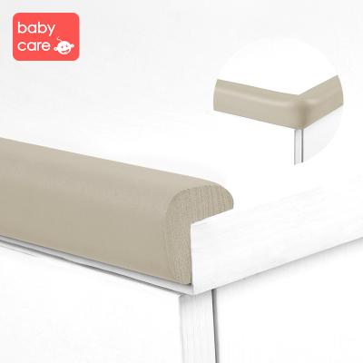 babycare寶寶安全防撞條嬰兒防護包邊條加厚加寬兒童桌角護角2米防撞加厚角 L型灰色 4010