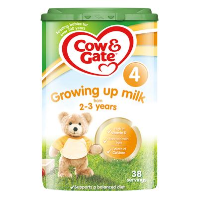 【品質奶源】COW&GATE 英國牛欄 嬰幼兒奶粉 4段(2-3歲)800g/罐 愛爾蘭原裝進口