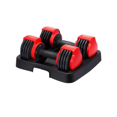 小金啞鈴健身五檔可調節環保運動健身器材1.5-7.5KG