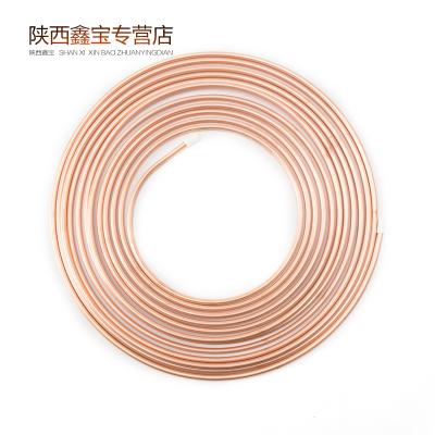 幫客材配 豫七星 中央空調銅管(φ6.35*0.60mm)56元/kg 21.7kg/箱 一箱15盤