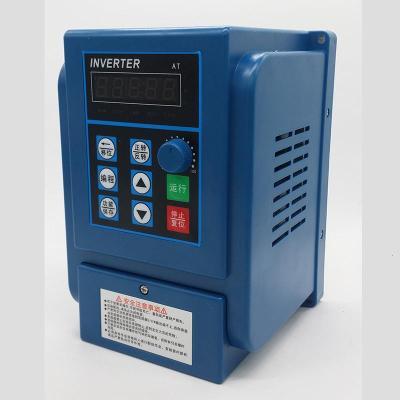 變頻器1.5-2.2kw-0.4-3.7-0.75-4-5.5-11單220三相380 0.4KW 單相220V進3相出