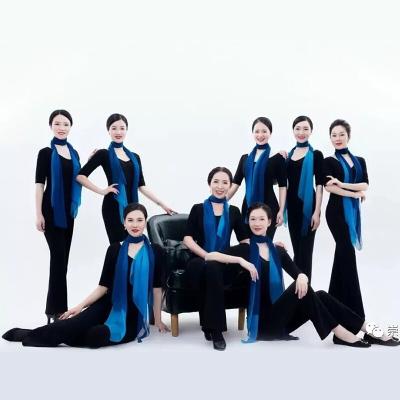 形体礼仪训练服优雅女人学院套装练功服成人体态名媛舞蹈形体培训
