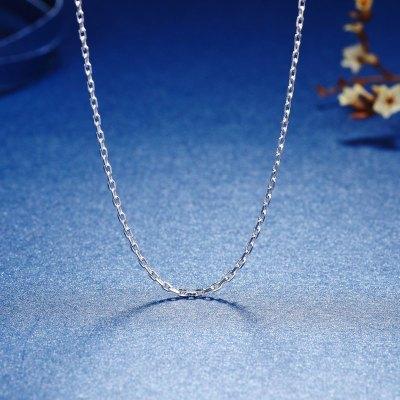 佰色傳情(BRIR) S925銀十字鏈高端品牌配鏈(可調節長度) BPY001