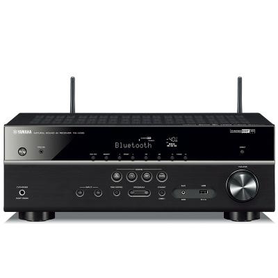 Yamaha/雅马哈 RX-V485功放机家用音响大功率5.1蓝牙功放家庭影院