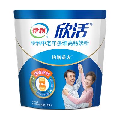 伊利 中老年多維高鈣奶粉400g袋裝(成人奶粉)