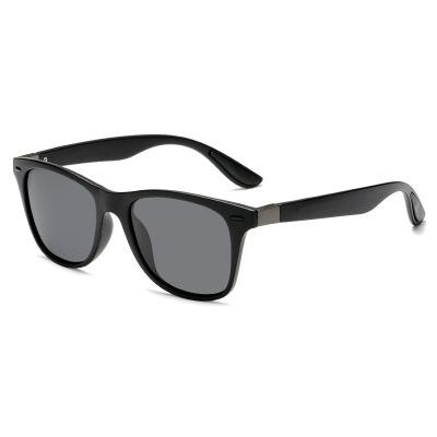 新品太阳镜男士偏光驾驶镜 防紫外线防蓝 开车司机专用太阳镜夜视镜 变色眼镜男士太阳镜 偏光镜 户外运动时尚太阳镜 变色镜