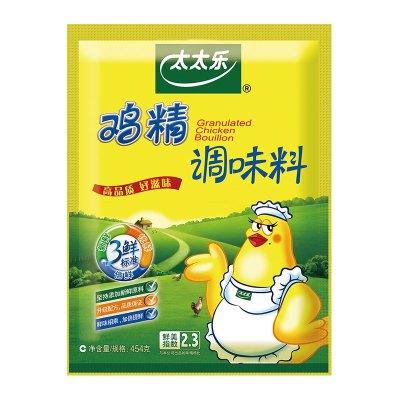 太太樂三鮮雞精454g調味料 加倍提鮮 雀巢出品