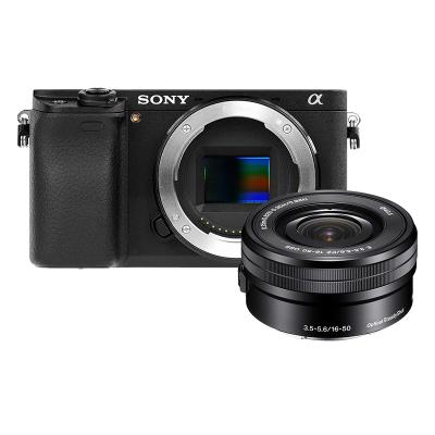 【二手95新】索尼/SONY ILCE-6300//A6300+16-50mm 【套機】微單相機