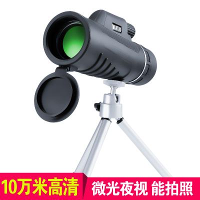 立视德战狼ZL-K高清单筒望远镜军用非普通望远镜红外微光夜视拍照ZLISTAR两用固定倍率圣诞节礼物男生