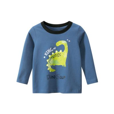 品牌童裝秋季新品 2020韓版兒童打底衫寶寶衣服男童長袖T恤元氣小猴STRONG MONKEY