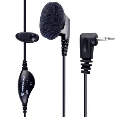 摩托罗拉(MOTOROLA)对讲机耳机83811 适用于摩托罗拉对讲机 T42/762/T82C/T6/T8等 黑色
