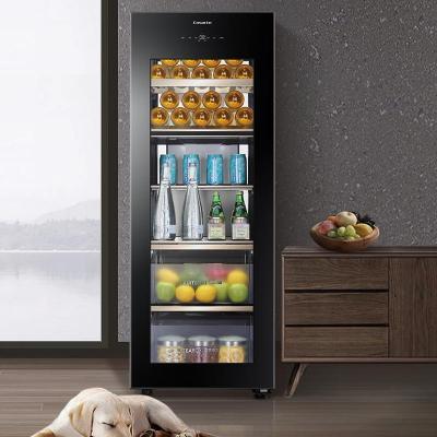 Casarte卡薩帝LC-192WU1 192升冰吧 家用客廳辦公室保鮮柜 紅酒飲料茶葉水果冷柜