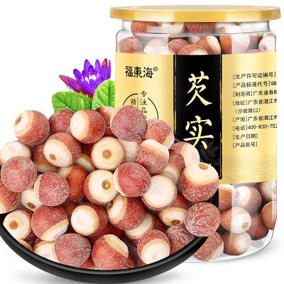 【買1發2】廣東肇慶芡實米雞頭米茨實 新鮮欠實農家芡實干貨2瓶裝