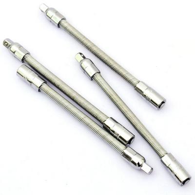 華豐巨箭(HUAFENG BIG ARROW)軟桿 小飛彈性接桿套筒軟接桿1/4棘輪扳手軟桿加長桿6.3mm接口