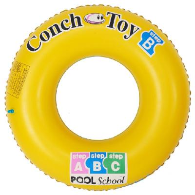 搭啵兔游泳圈 成人加厚男女充气救生圈 加大儿童腋下圈坐圈大人双层泳圈